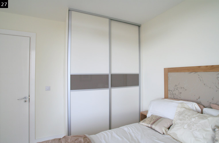 Bedroom elegance sliding door wardrobes for Sliding bedroom doors